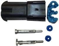 SaltDogg 2 Pin Plug Repair End