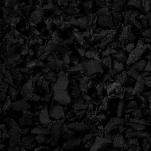 Black Rubber Mulch Bag
