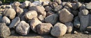Boulders Granite Ton 2 Ft-3 Ft