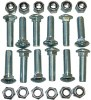 "Cut Edge Bolt Kit 5/8"" x 2.5"" (12 pcs)"