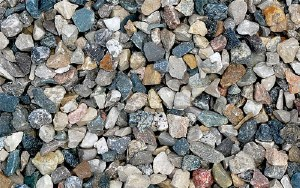 Crushed Granite 3/4