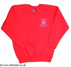 Crew Neck Sweatshirt Size 22
