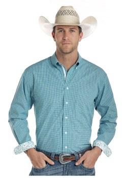 Mens Button Shirt XXL REG