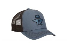 TH Embroidered Cap Blue Grey OFA MENS
