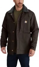 Full Swing Chore Coat Dk Brown XL REG