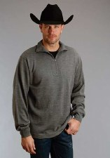 Stetson Wool Sweater Grey XL REG