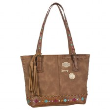 Catchfly Parker Brown Purse