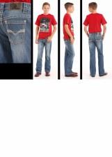 Boys  R&R Jean 12 REG