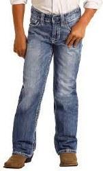 Boys R&R BB Gun Regular Fit 5 REG