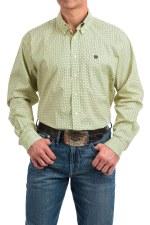 Cinch Shirt YEL MED REG