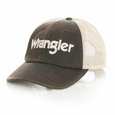 Wrangler Vintage Cap Brown