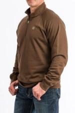 Cinch 1/4 Zip Pullover Sweater SM REG