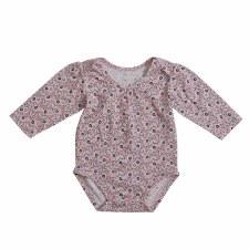 Wrangler Bodysuit Pink Butterflies 6-9M