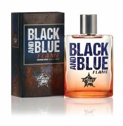 PBR Black/Blue Flame