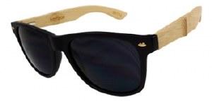 Image Sunwear Real Bamboo Sunglasses