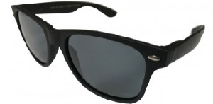 Image Sunwear Back N Black Sunglasses
