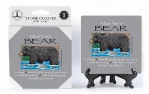 SJT Enterprises Advise From A Bear Coaster