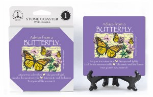 SJT Enterprises Advise From A Butterfly Coaster