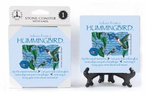 SJT Enterprises Advise From A Hummingbird Coaster
