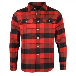 Arborwear Chagrin Flannel XL Red Buffalo Plaid