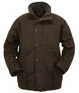 Outback Trading Company Deer Hunter Jacket XX-Large Bronze