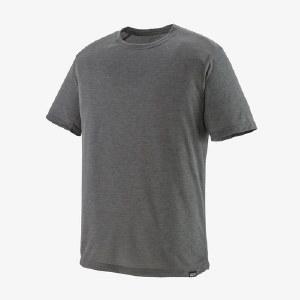 Patagonia M's Cap Cool Trail Shirt L Forge Grey