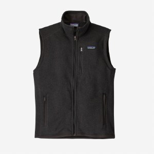 Patagonia M's Better Sweater Vest  S Black