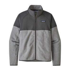 Patagonia W's Lightweight Better Sweater Shelled Fleece Jackets M Feather Grey