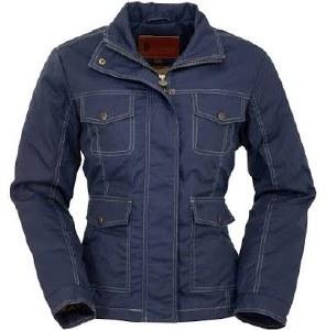 Outback Trading Company Blue Ridge Jacket L Navy