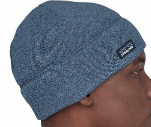Patagonia Better Sweater Beanie S/M Woolly Blue