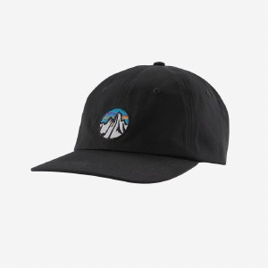 Patagonia Fitz Roy Scope Icon Trad Cap OS Black