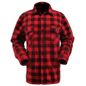 Outback Trading Company Big Shirt Large Red
