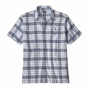 Patagonia Men's A/C Buttondown Shirt Large Arthur: Ghost Purple