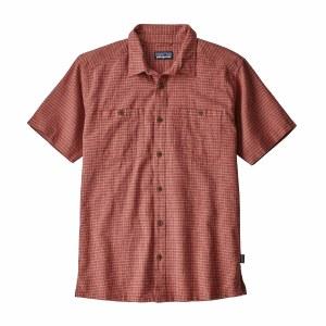 Patagonia Men's Back Step Shirt Large New Adobe