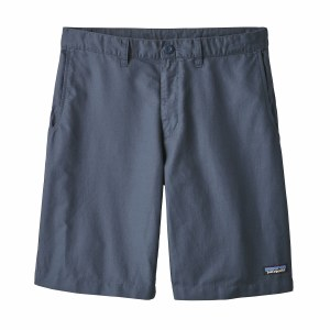 "Patagonia Men's Lightweight All-Wear Hemp Shorts - 10"" 36 Dolomite Blue"