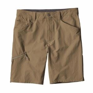 Patagonia Men's Quandary Shorts 32 Ash Tan