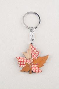 A.T. Storrs Maple Leaf Jigsaw Magnet