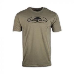 Arborwear Arborwear Logo T-shirt L Military Green