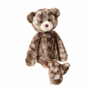 Douglas Smudge Bear Large Charcoal