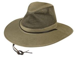 Broner Solarweave Breezer Hat L Khaki