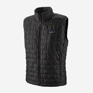 Patagonia Men's Nano Puff Vest M Black