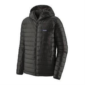 Patagonia M's Down Sweater Hoody  Large Black