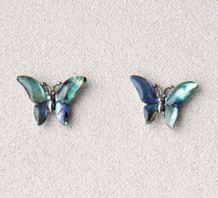 A.T. Storrs Butterfly Earrings