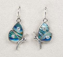 A.T. Storrs Butterfly Delight Earrings