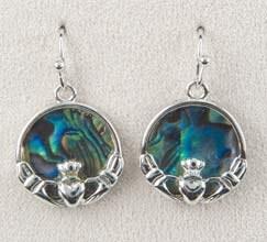 A.T. Storrs Celtic Cladec Earrings