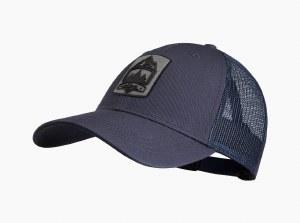 Kuhl Treeline Trucker Hat OS Pirate Blue