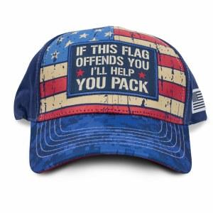 Buck Wear Inc Pack It Hat One Size Multi