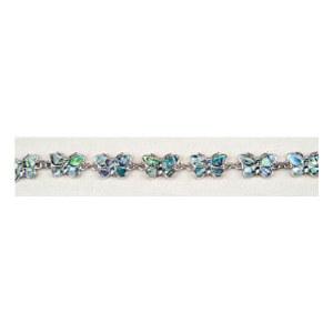 A.T. Storrs Butterflies Bracelet