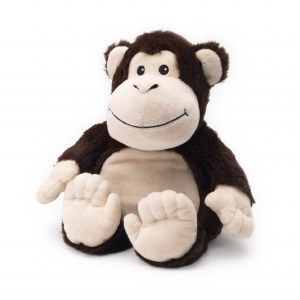 Warmies Cozy Plush Monkey Full Size Monkey