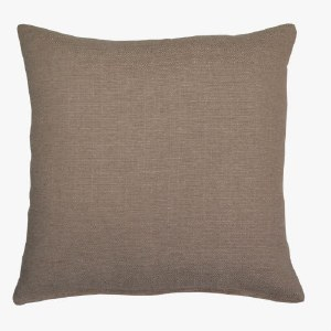 Creative Home Furnishings Grandstand Pillow 17x17 Oyster